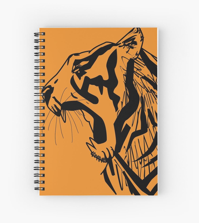 Tiger Vector by ellieryell
