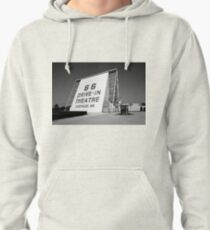 Route 66 - Drive-In Theatre Pullover Hoodie