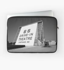 Route 66 - Drive-In Theatre Laptop Sleeve