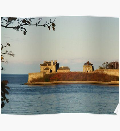 Old Fort Niagara, Youngstown, NY Poster