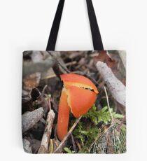 Orange S'room Tote Bag