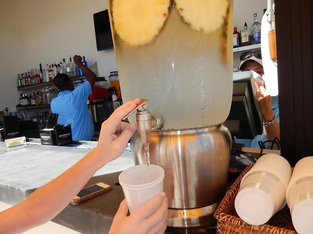 Lemon Water by Jill Robins
