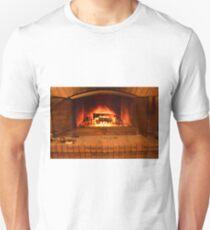 A Warm hearth Unisex T-Shirt