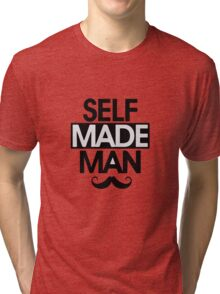 Kendrick Lamar - Self Made Man Tri-blend T-Shirt