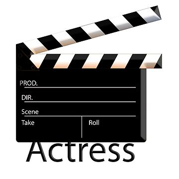 Actress by vixfx
