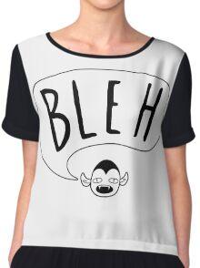 Bleh Chiffon Top