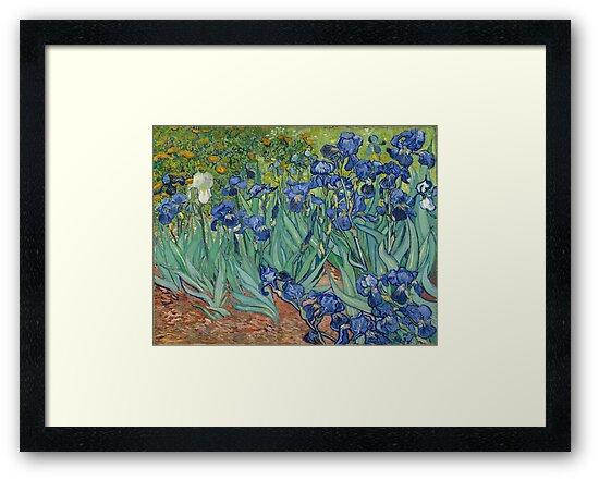 Irises by Vincent van Gogh by angel82q
