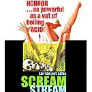 Say You Love Satan 80s Horror Podcast - Scream Stream by sayyoulovesatan