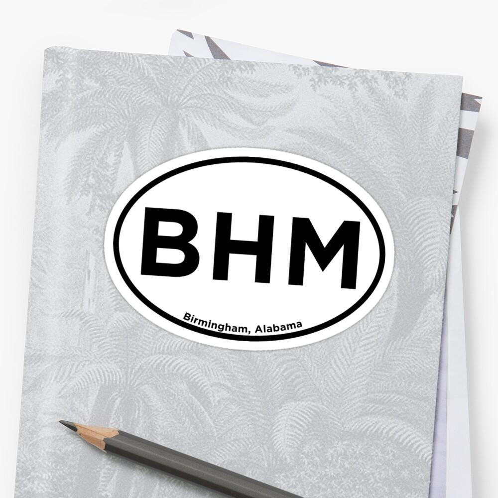 Birmingham Alabama Airport Code BHM by laurajoy16