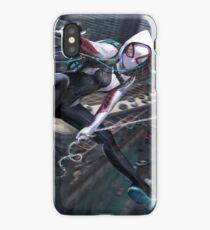 Spider-Gwen iPhone Case/Skin