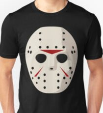 Jason Voorhees Mask / Friday the 13th T-Shirt