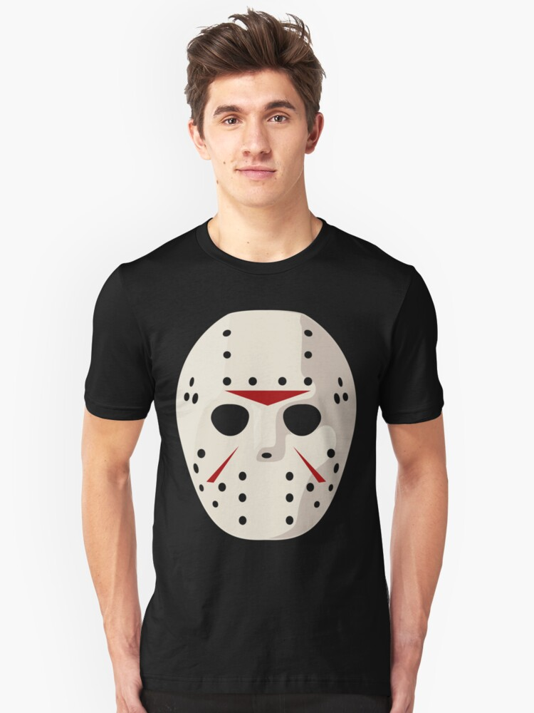 Jason Voorhees Mask / Friday the 13th