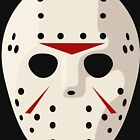 Jason Voorhees Mask / Friday the 13th by thecreepstore