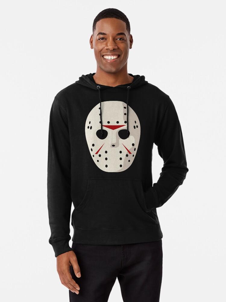 Friday the 13th Jason Mask Sweatshirt Hoodie SIZES S-3XL