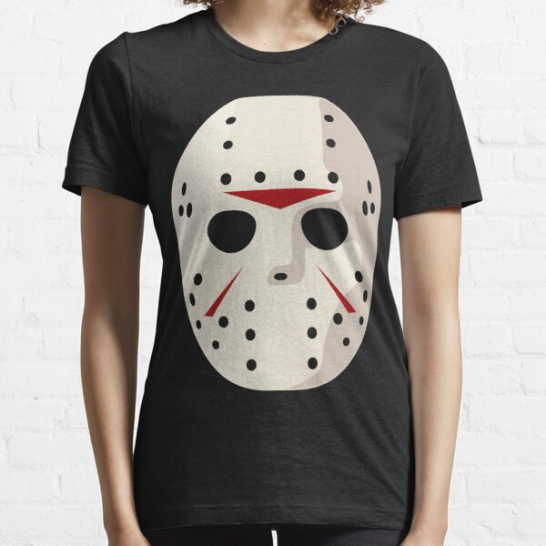 Jason Voorhees Mask / Friday the 13th Essential T-Shirt