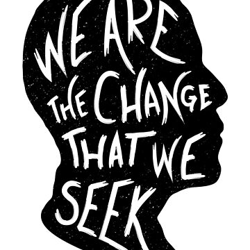 Seek Change by silhouetto