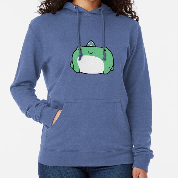 Party Hat Frog Lightweight Hoodie