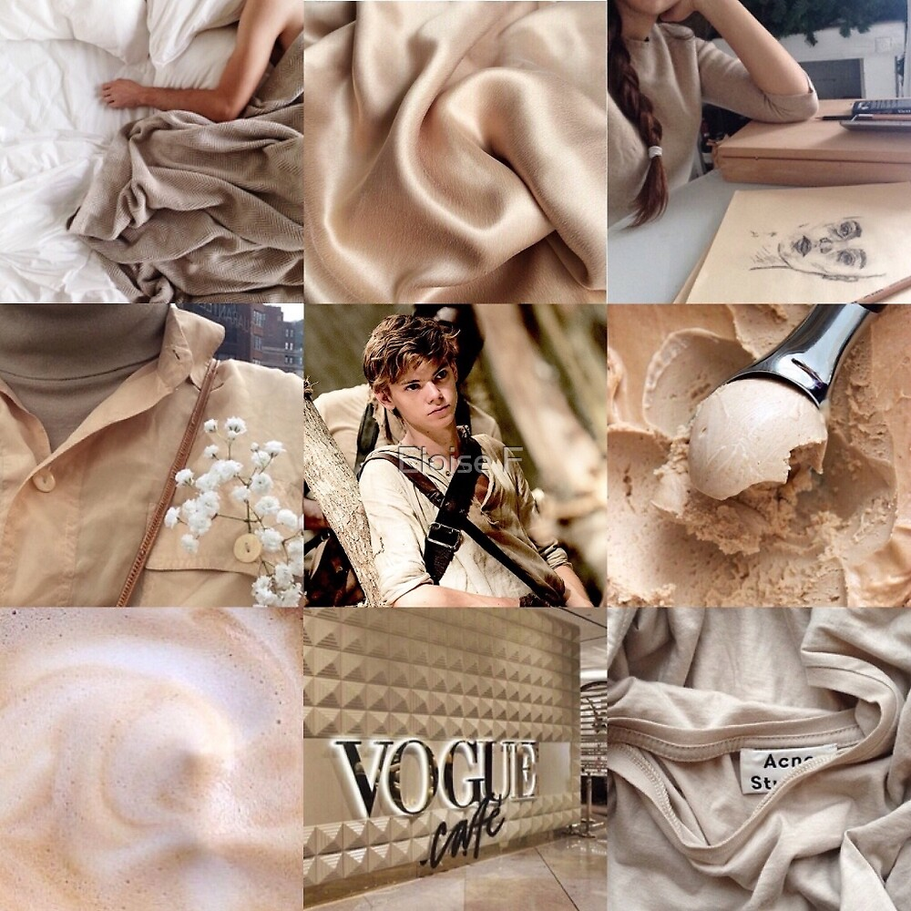 Newt Aesthetic by Eloise F