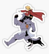 Elric Brothers Sticker