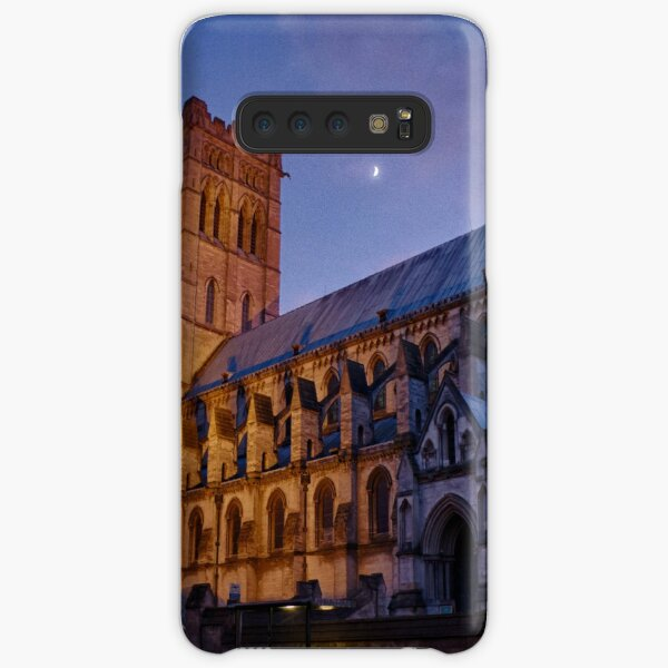 Cathedral Under a Twilight Moon Samsung Galaxy Snap Case
