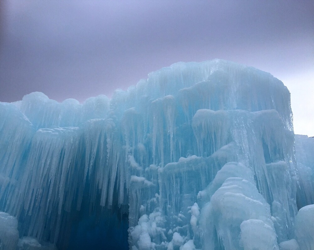 Ice Cave by Jill Robins