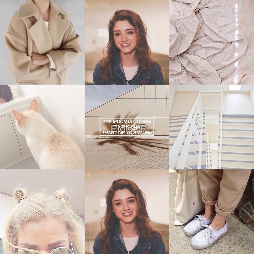 Natalia Dyer Aesthetic by Eloise F