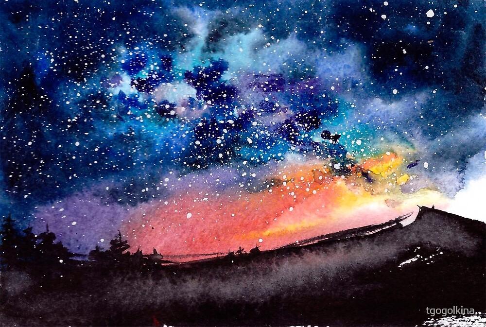 Milky Way by tgogolkina