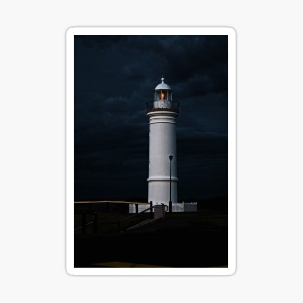 Lighthouse Kiama NSW Sticker