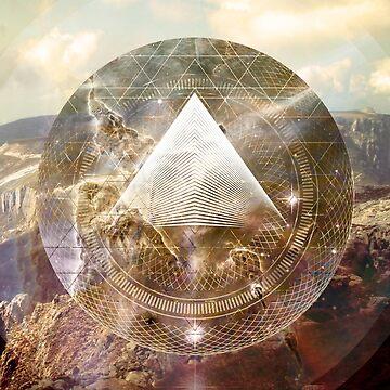 Pyramid Power by hiltondesigns