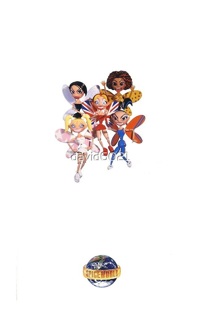 Spice Girls - Viva Forever by david6021
