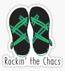Rockin' the Chacs Sticker
