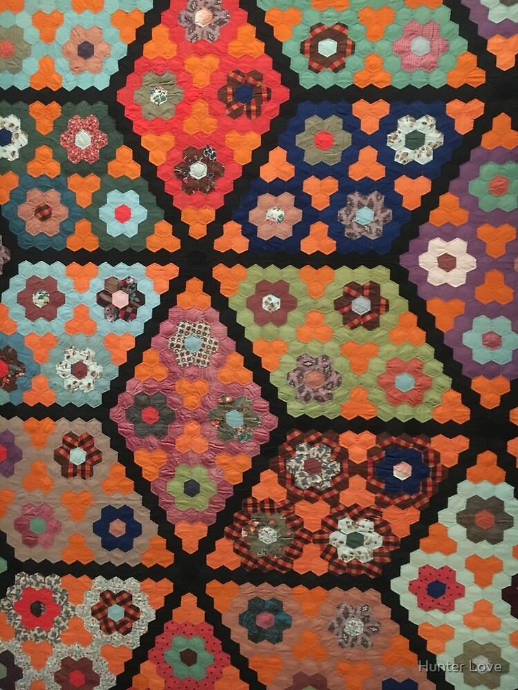 patchwork by Hunter Love