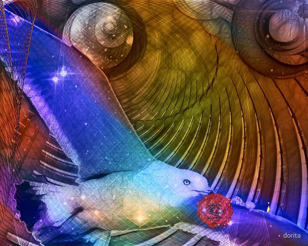 Be free to feel free by dorita