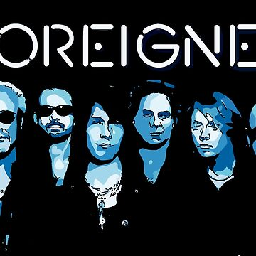 foreigner 2017 by untarinia