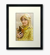 Advent Calendar Cosplay - 05|12 Enoch Framed Print