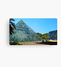 Glasshouse Canvas Print