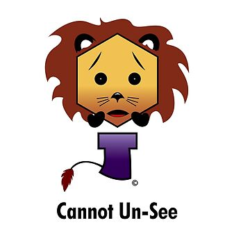 Yew Lion - Cannot Un-See by Keith-mccrea