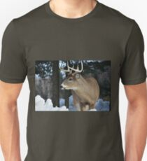 White Tail Deer Unisex T-Shirt