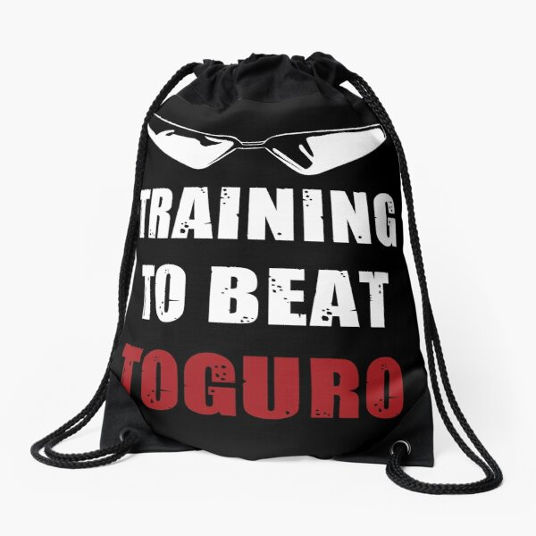 Entrenamiento alternativo para vencer a Toguro Mochila saco