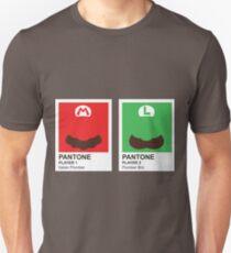 Super Pantone Bros.  Unisex T-Shirt