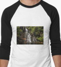 Kalang Falls Men's Baseball ¾ T-Shirt
