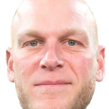 Adam Sessler's Face by PapaBadDad