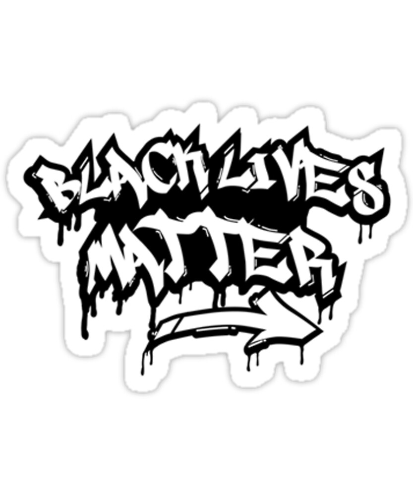 All Lives Matter Black White But Some Are More Important Tshirt by sixfigurecraft