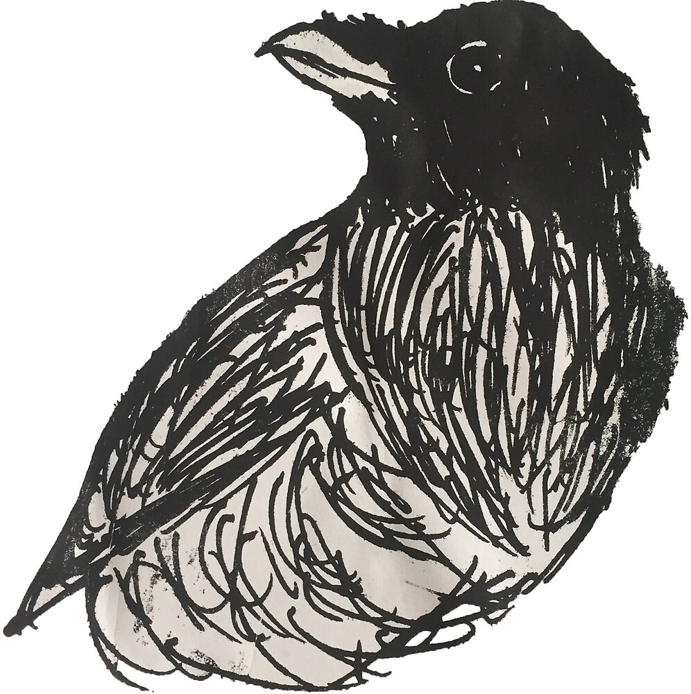 Raven by Chrimson Bonez