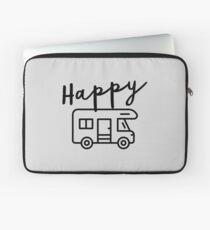 Happy Camper (RV) Laptop Sleeve