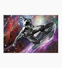 Silver Surfer Photographic Print