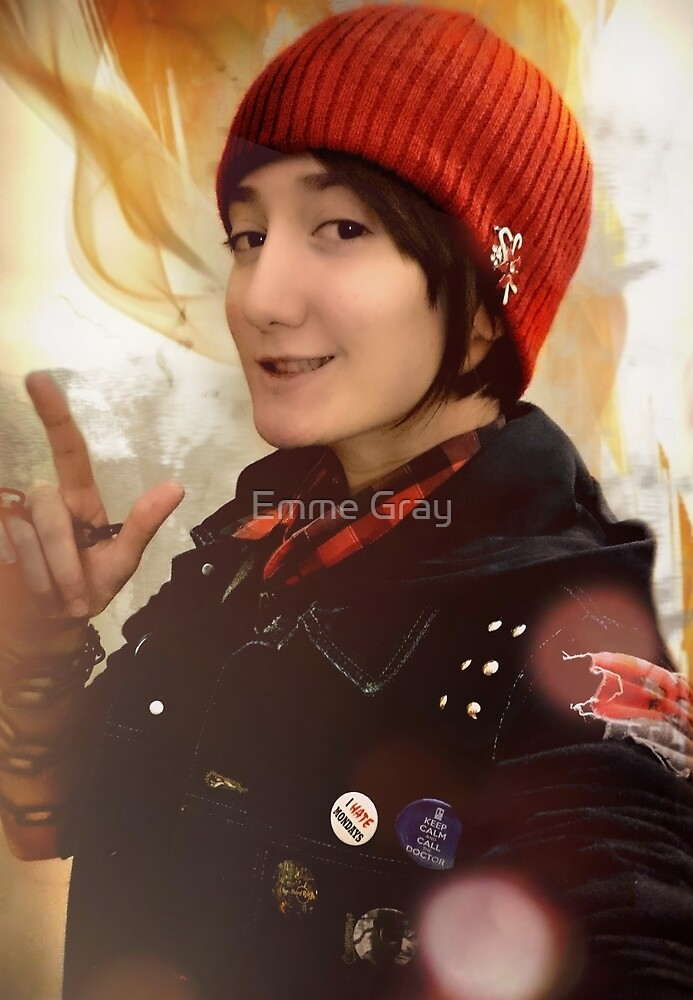 Advent Calendar Cosplay - 15|12 Delsin by Emme Gray