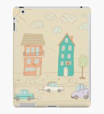 Childs street iPad Case/Skin