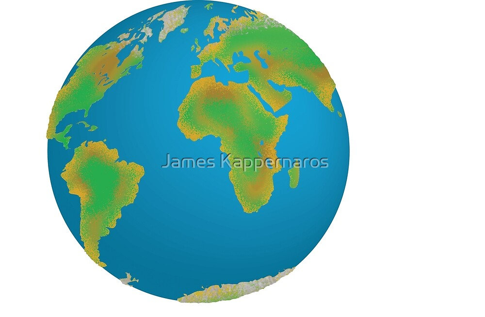 earth by James Kappernaros