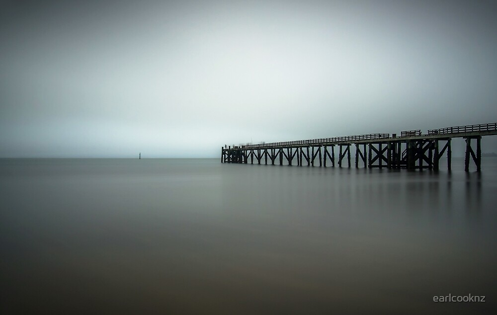 Cornwallis Wharf Part II by earlcooknz